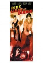Ride Clear Of Diablo (1954) afişi