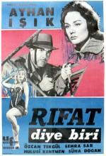 Rıfat Diye Biri (1962) afişi