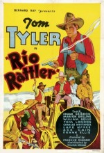 Rio Rattler (1935) afişi