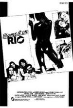 Rio Serüveni (1984) afişi