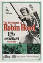 Robin Hood'un Maceraları (1938) afişi