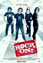 Rock On!! (2008) afişi