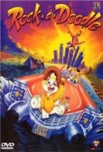 Rock-A-Doodle (1991) afişi
