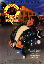 Rock 'n' Roll High School Forever (1991) afişi