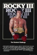 Rocky 3: Veda Afişi