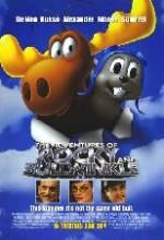 Rocky Ve Bullwinkle'ın Maceraları (2000) afişi