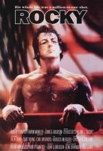 Rocky (1976) afişi
