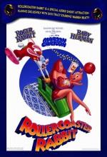 Roller Coaster Rabbit (1990) afişi