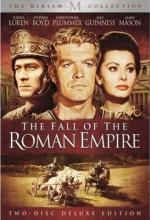 Roma İmparatorluğunun Düşüşü (1964) afişi