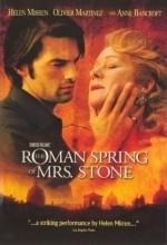 Roma'da Bahar (2003) afişi