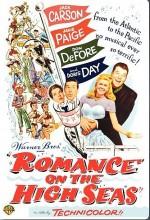 Romance On The High Seas (1948) afişi