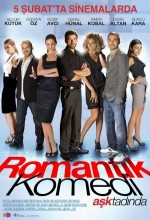 Romantik Komedi (2010) afişi