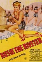 Rosie The Riveter (1944) afişi
