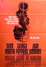 Rough Night in Jericho (1967) afişi