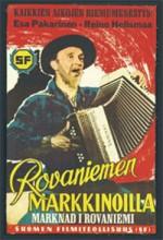 Rovaniemen Markkinoilla (1951) afişi