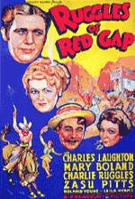 Ruggles of Red Gap (1935) afişi