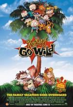 Rugratlar Vahşi Doğada (2003) afişi