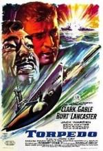 Run Silent, Run Deep (1958) afişi
