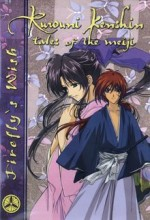 Rurouni Kenshin (2000) afişi