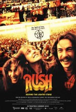 Rush: Beyond The Lighted Stage (2010) afişi