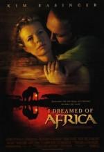 Rüyamdaki Afrika (2000) afişi