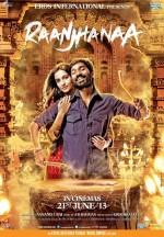 Raanjhanaa (2013) afişi