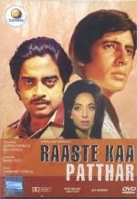 Raaste Kaa Patthar (1972) afişi