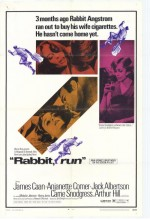 Rabbit, Run (1970) afişi
