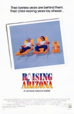 Raising Arizona (1987) afişi