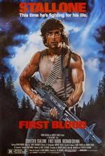 Rambo: İlk Kan (1982) afişi