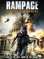Rampage: Capital Punishment (2014) afişi