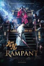 Rampant (2018) afişi