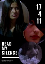 Read My Silence (2011) afişi