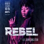 Rebel (2017) afişi