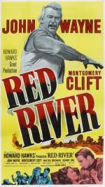 Red River (1948) afişi