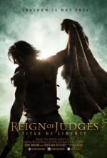 Reign of Judges: Title of Liberty  afişi