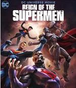 Reign of the Supermen (2019) afişi