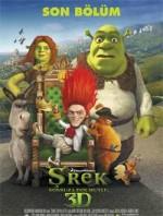 Şrek 4: Sonsuza Dek Mutlu (2010) afişi