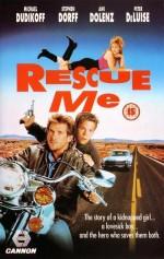 Rescue Me (1992) afişi