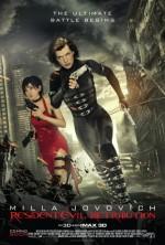 Resident Evil 5: İntikam (2012) afişi