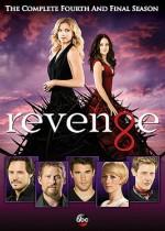 Revenge Sezon 4 (2014) afişi