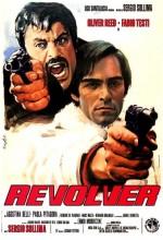Revolver (1973) afişi