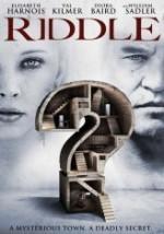 Riddle (2013) afişi