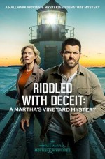 Riddled with Deceit: A Martha's Vineyard Mystery (2020) afişi