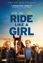 Ride Like a Girl (2019) afişi