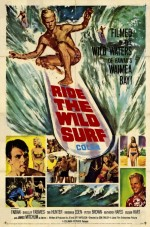 Ride The Wild Surf (1964) afişi