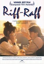 Riff Raff (1991) afişi