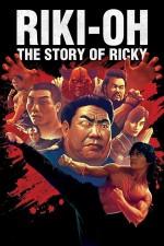 Riki-Oh: The Story of Ricky (1991) afişi