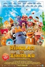 Rimolar ve Zimolar: Kasabada Barış (2014) afişi