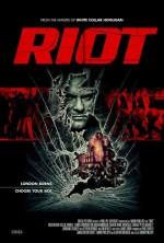 Riot On Redchurch Street (2012) afişi